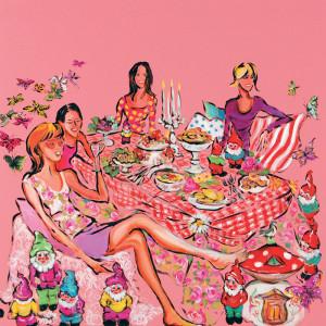 Amiche Nel Paese Delle Meraviglie by Caterina Borghi
