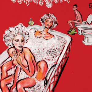 Bagno Porno Kitsch by Caterina Borghi
