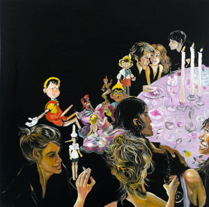 Haute Couture E Vetroresina by Caterina Borghi