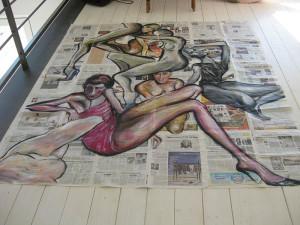 Gazzettone a colori by Caterina Borghi