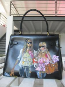 Bag by Caterina Borghi