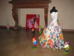 Art installation by Caterina Borghi