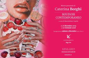 Boudoir Contemporaneo - Caterina Borghi