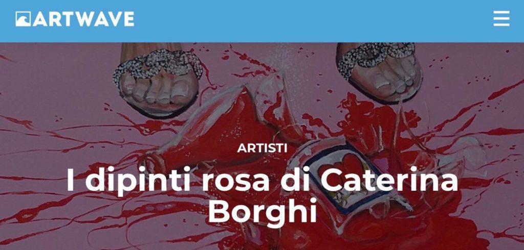 Artwave Caterina Borghi