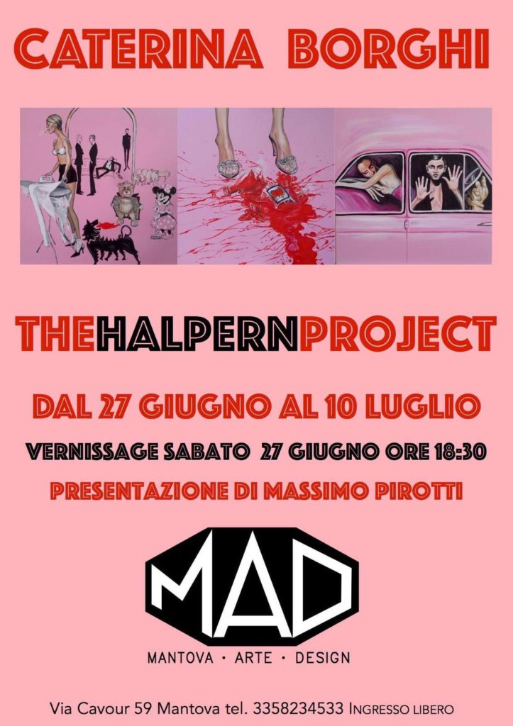 TheHalpernProject a Mantova by Caterina Borghi