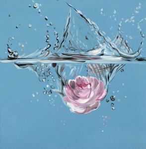 Rosa nell'Acqua by Caterina Borghi
